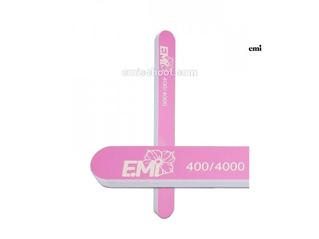 Pilník Ultra Shine 400/4000 na přírodní nehty