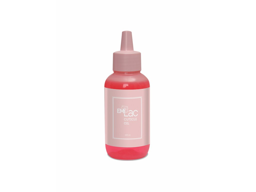 E.MiLac Cuticle Oil Barbie Girl, 100 ml