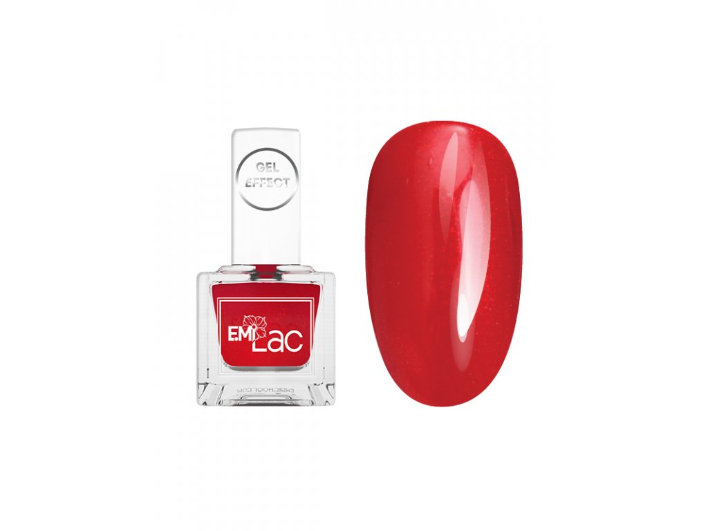 Ultra Strong NP Flame Scarlet #076, 9 ml.