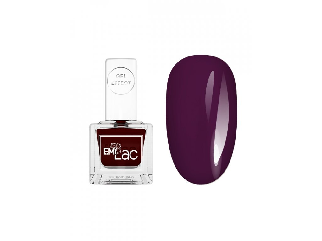 E.MiLac Gel Effect Twilight #026, 9 ml.