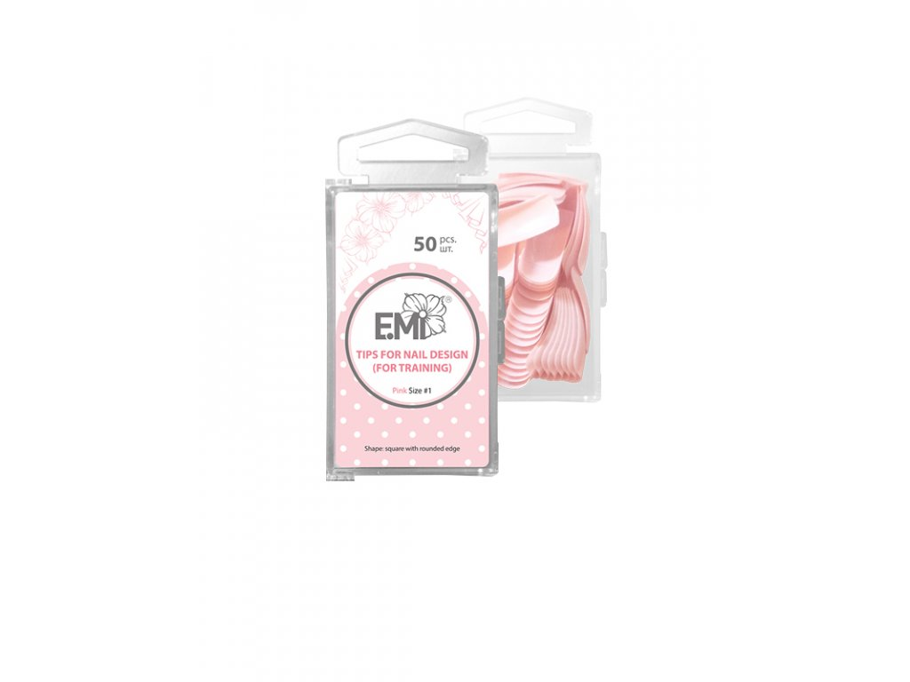 Pink Tips for Nail Design (training) EN