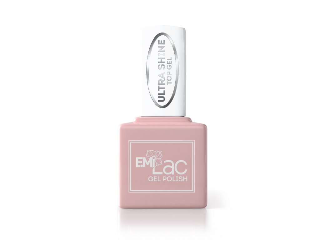 E.MiLac Ultra Shine Top, 15 ml