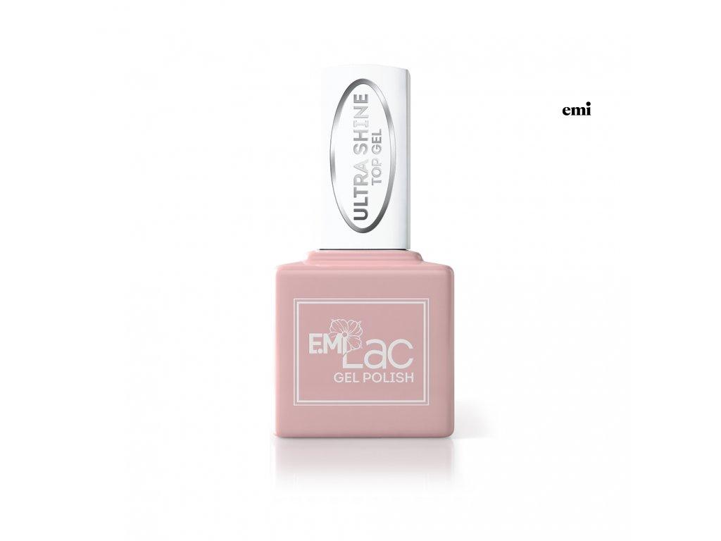 E.MiLac Ultra Shine Top, 9 ml