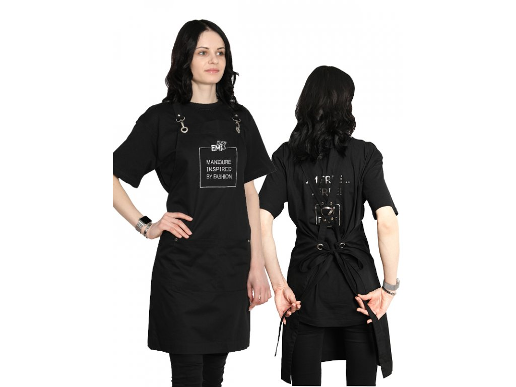Apron Black e shop
