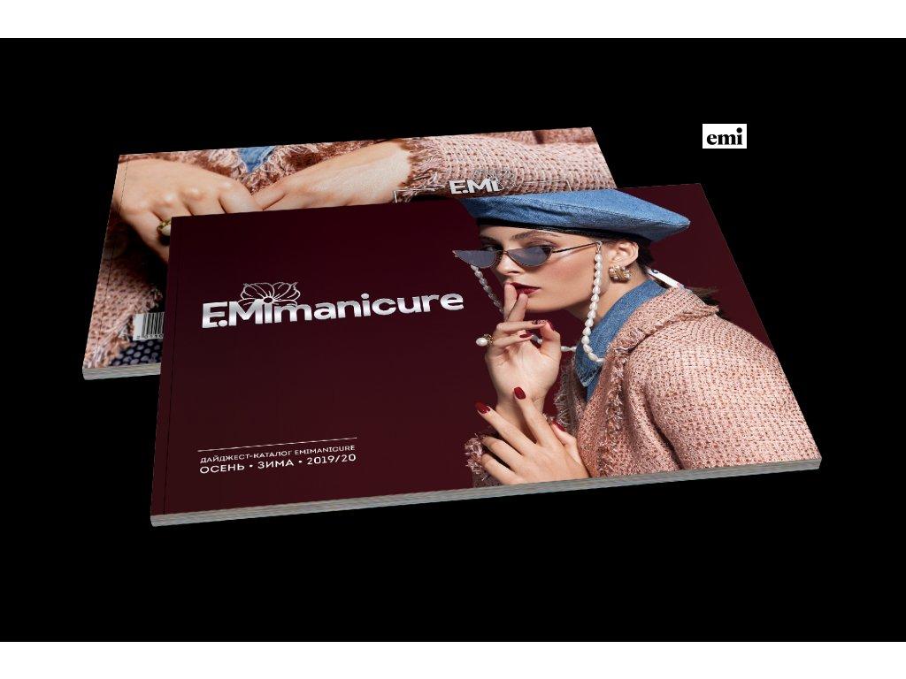 Digest Catalogue E.Mi manicure, FallбWinter 2019 20
