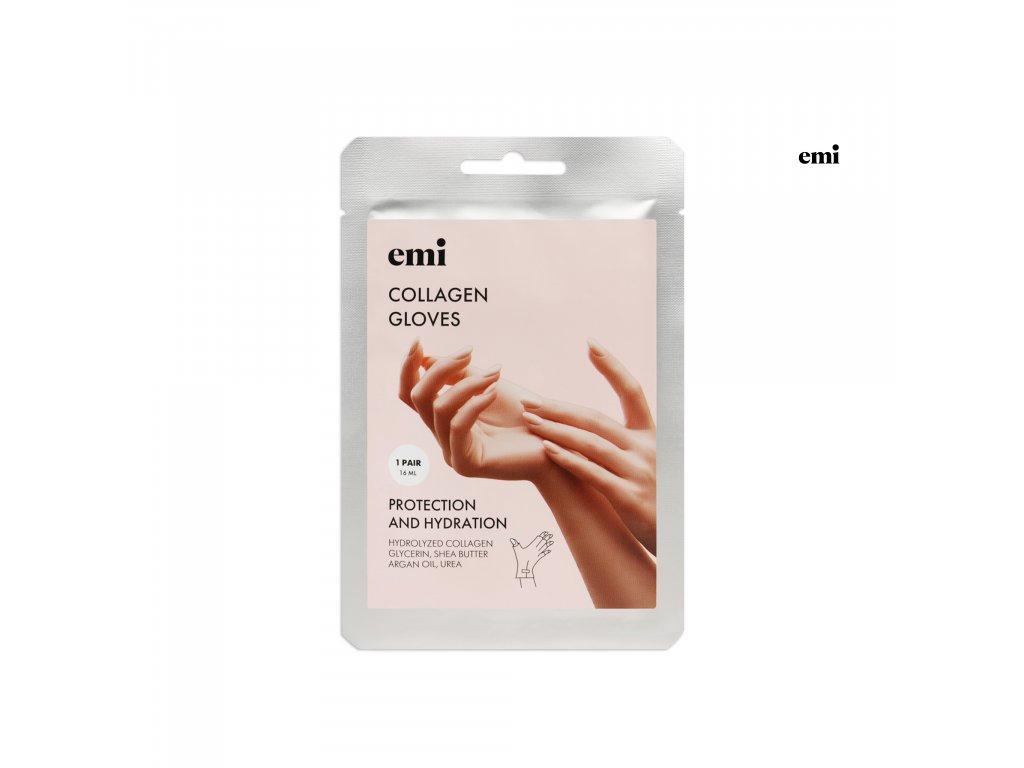collagen gloves pair inside