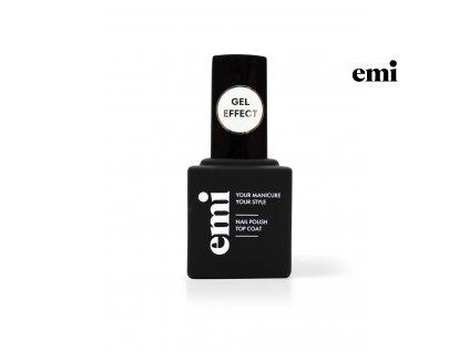 Ultra Strong Top Coat Gel Effect, 9 ml new bottle