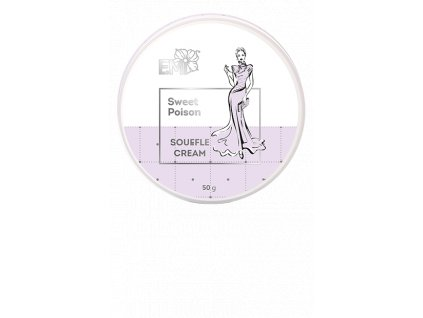 Hand and Body Cream Souffle Sweet Poison 50 g.png