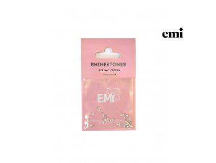 Rhinestones White Opal #4, 50 pcs