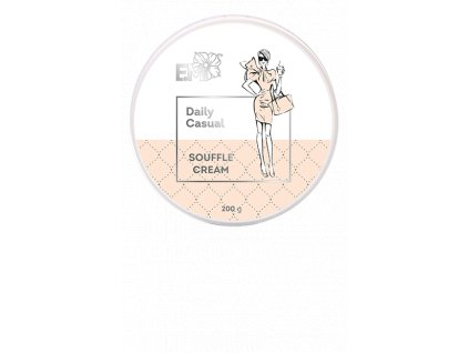 Hand and Body Cream Souffle Daily Casual 200 g