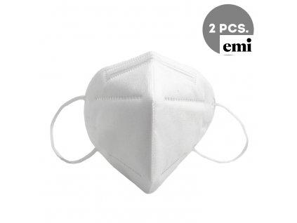 respirator 2pcs
