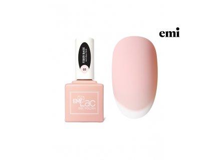 E.MiLac Fiber Base Gel Natural Pink №3 (1)