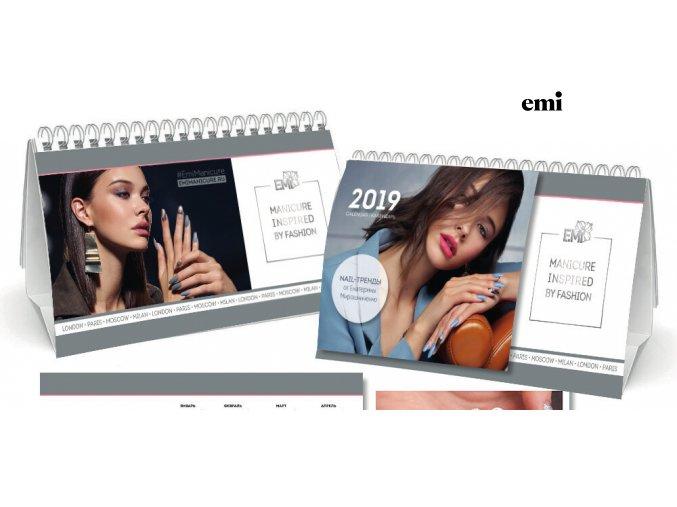 kalendář pro salony krasy