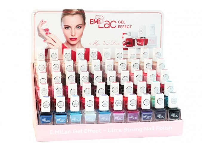 Display Gel Effect Basic Collection