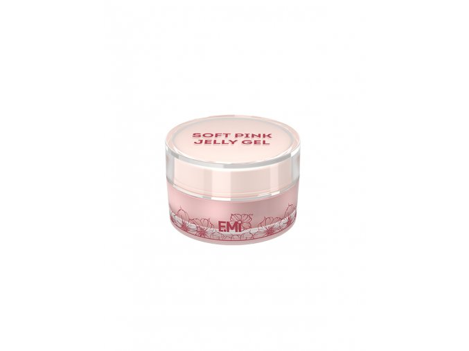 Soft Pink Jelly Gel, 50 g.