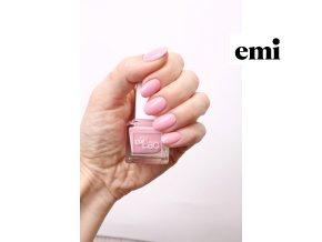 E.MiLac Gel Effect Strawberry Cream #019, 9 ml.
