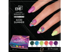 Sada Acid Summer - 6 x 2ml kelímek