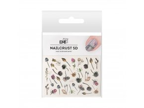 NAILCRUST 5D #21 Autumn bouquet