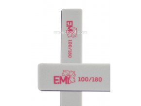 Lešticí pilník Soft 100/180 na umělé nehty