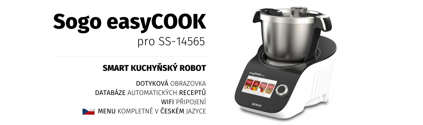 SOGO SS-14565 easyCOOK pro