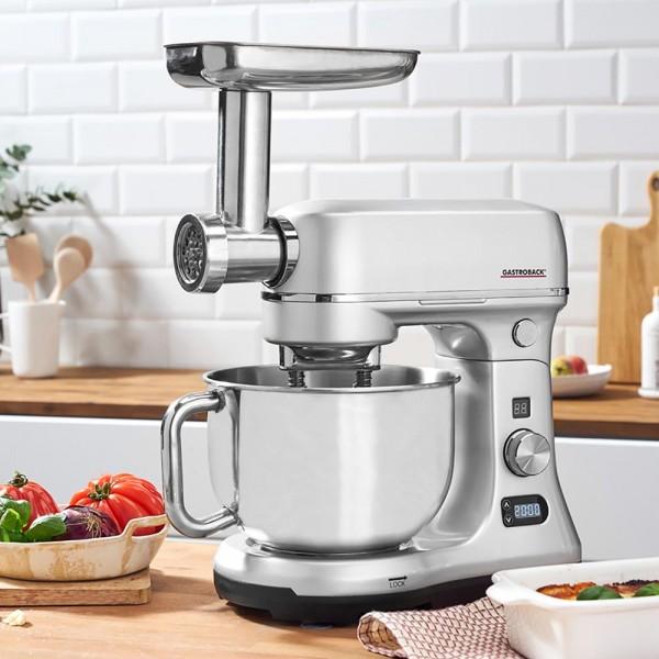 Designový kuchyňský robot Advanced Digital Gastroback 40977