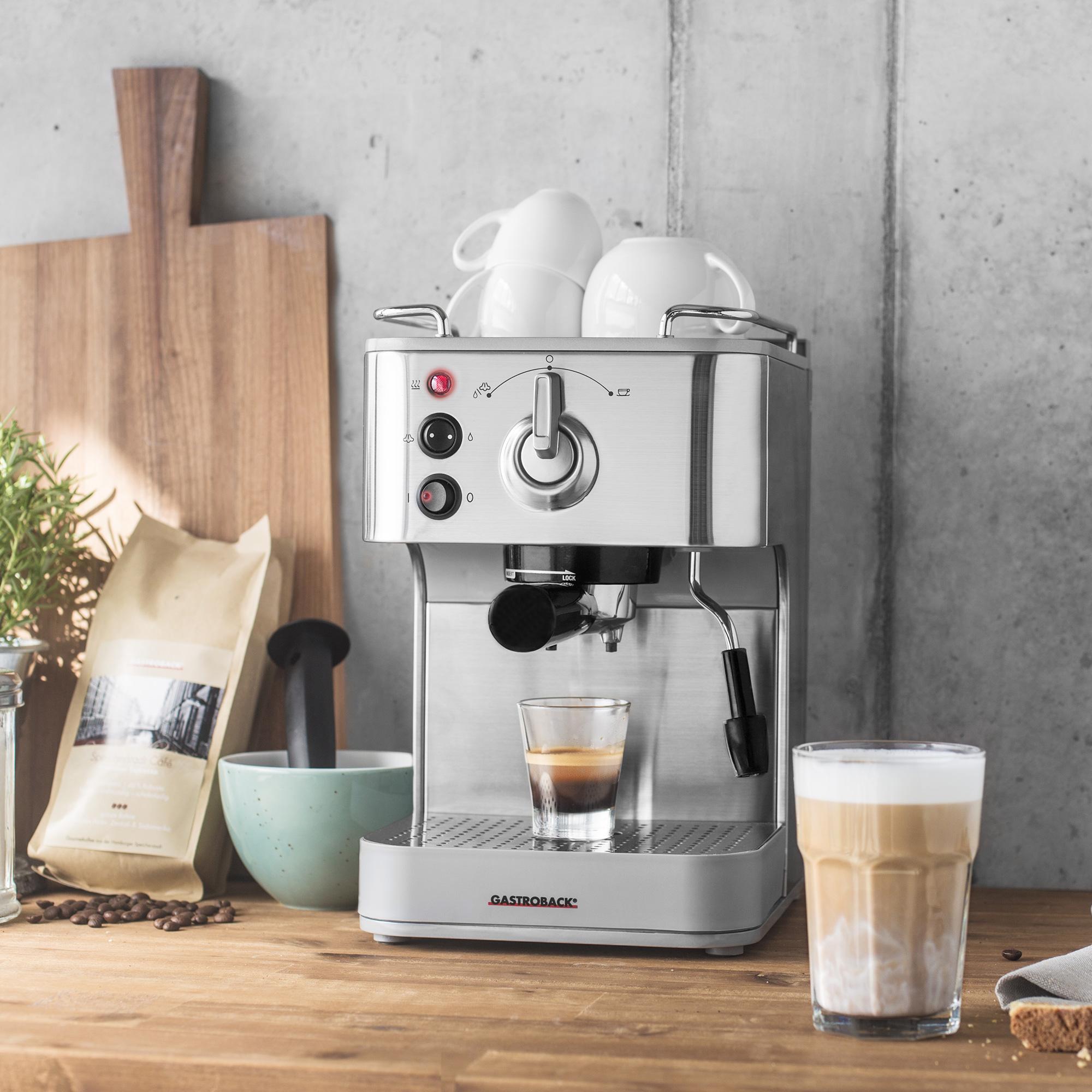 Kávovar kávovar Gastroback 42606