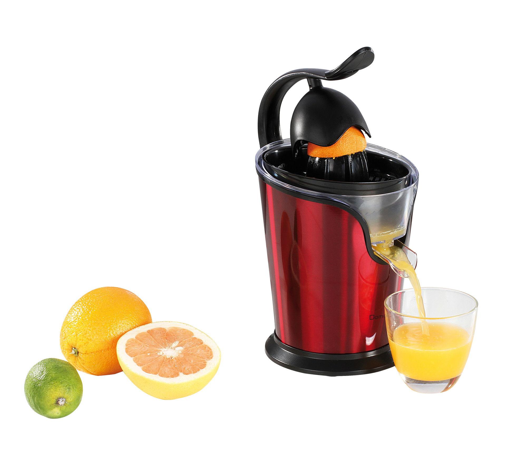 Elektrický odšťavňovač citrusových plodů Domoclip DOD125R