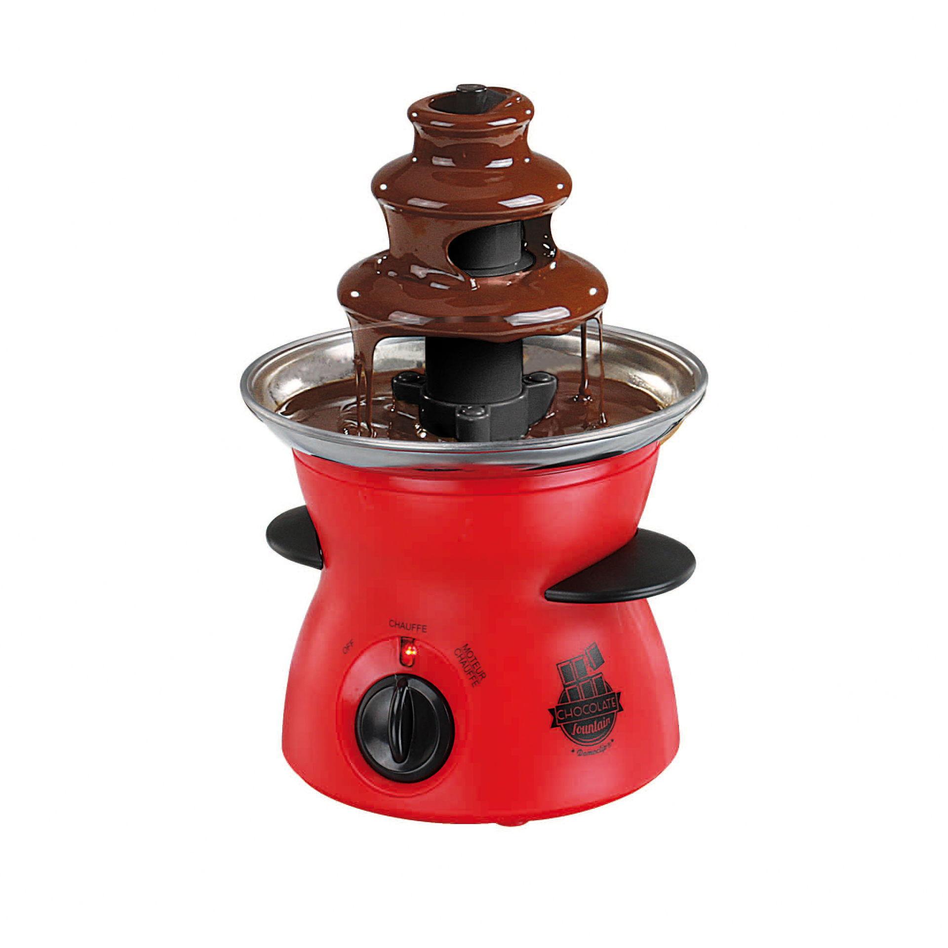 Čokoládová fontána Domoclip DOM335