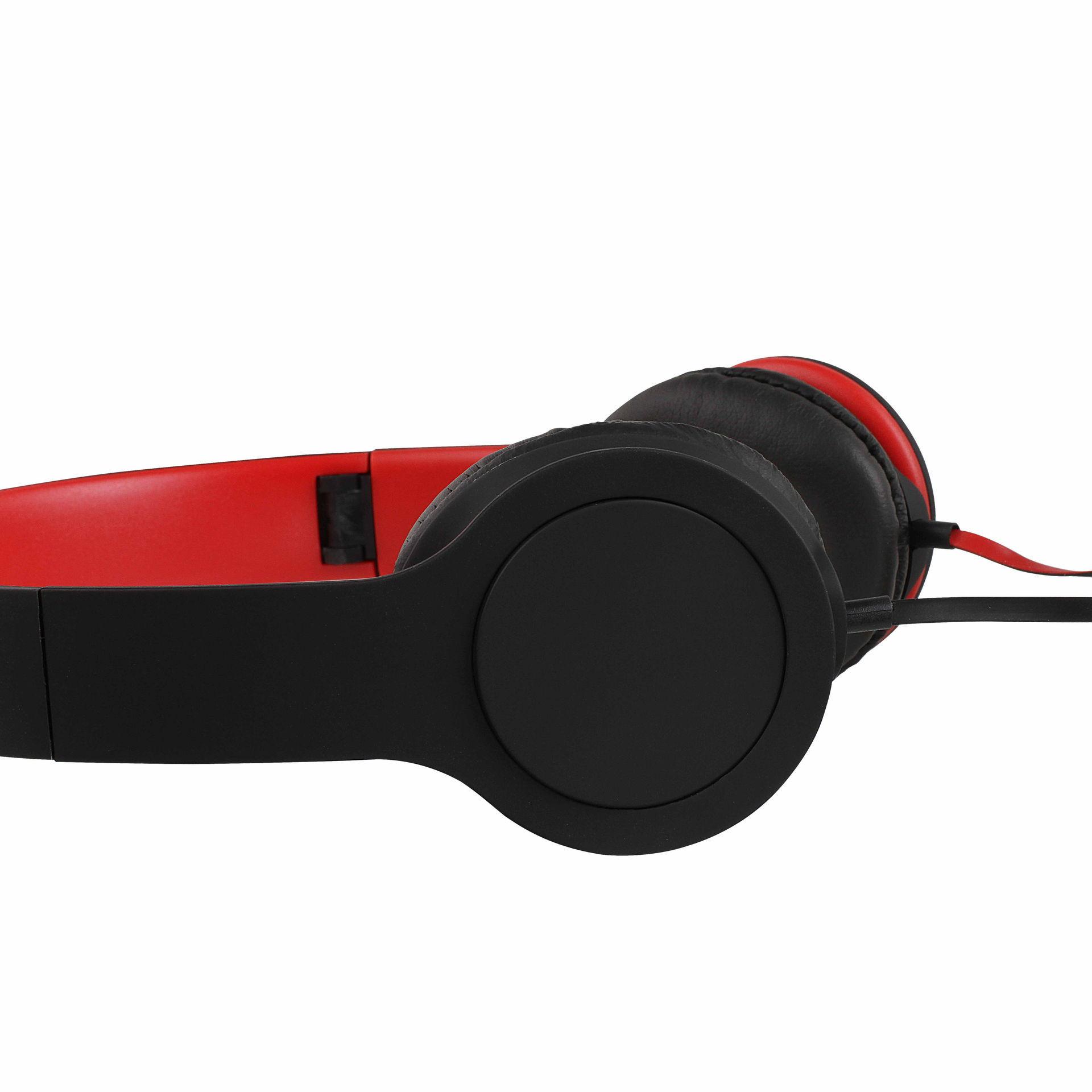 Sluchátka HiFi stereo ClipSonic TES102N