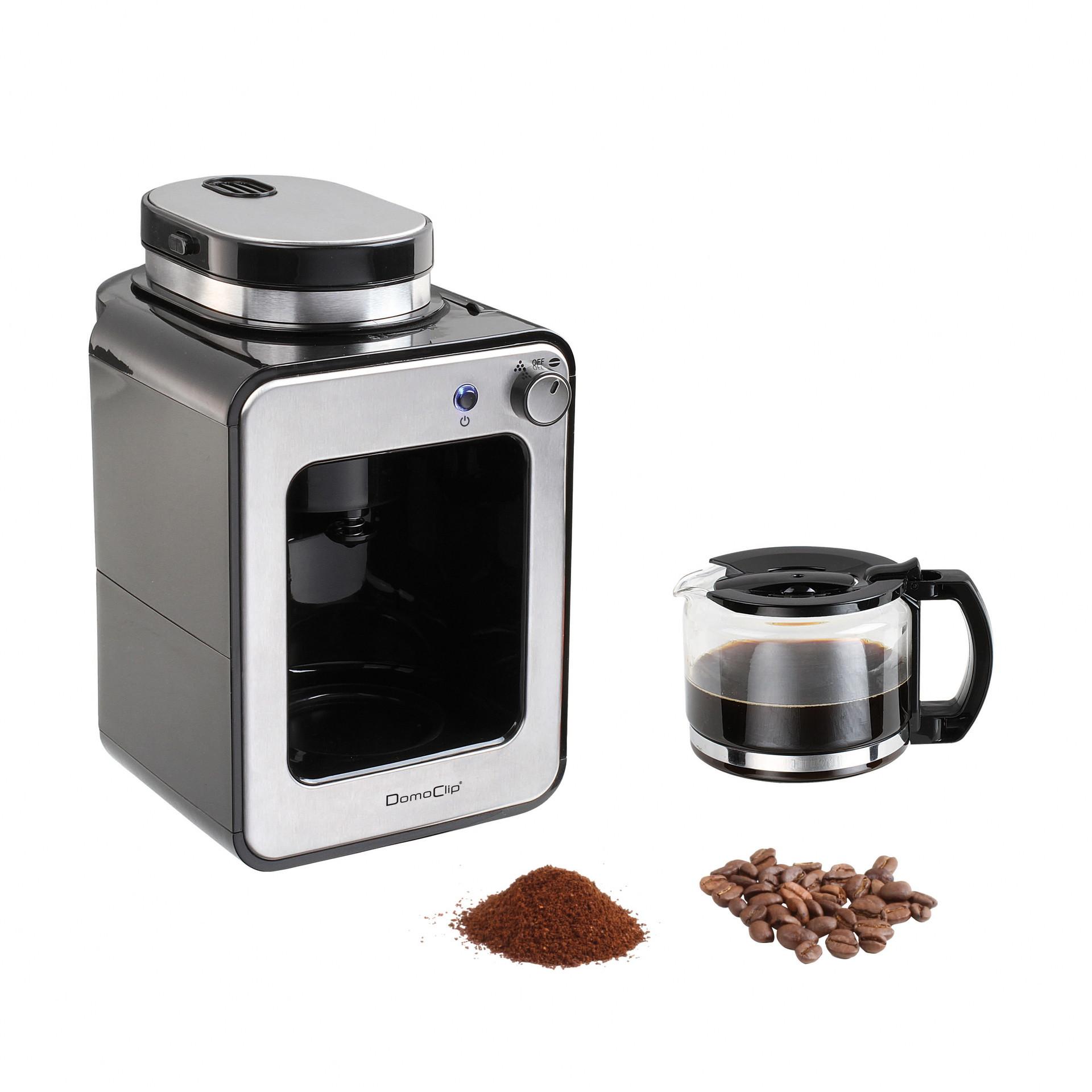 Kávovar s mlýnkem na kávu DOD135