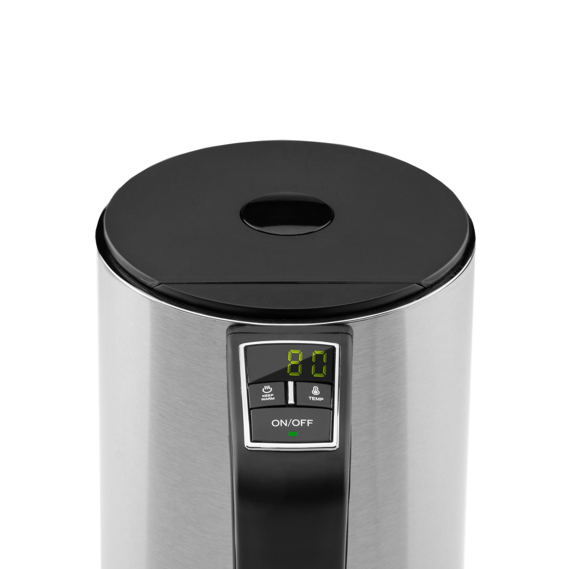 Rychlovarná konvice s obsahem 1,5 litru Gastroback 42436