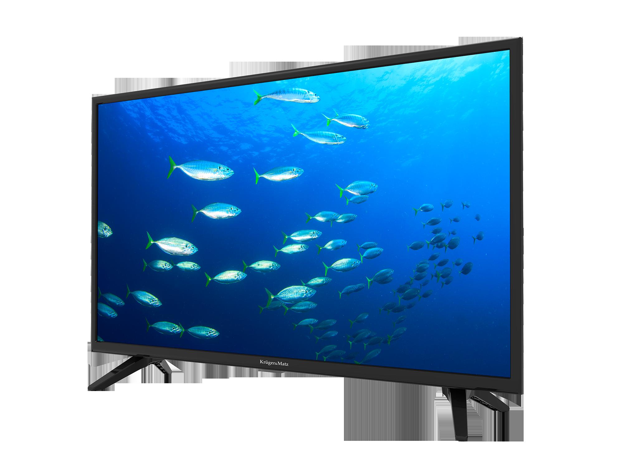Televize Kruger & Matz s LED s úhlopříčkou 32 palců