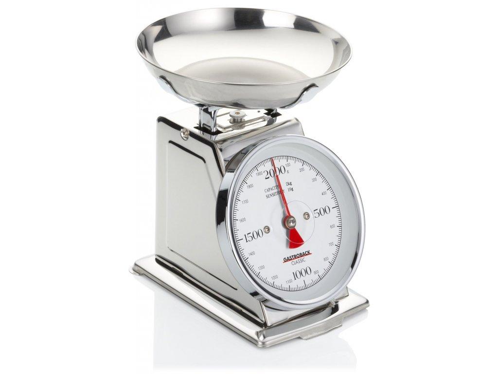 Kuchyňská váha Gastroback 30102