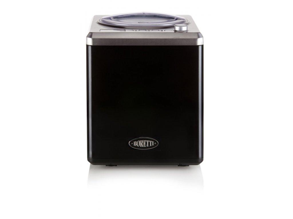 Zmrzlinovač s kompresorem - černý - Boretti B100