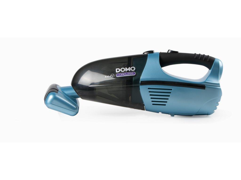 Ruční aku vysavač s turbohubicí DOMO DO211S, 14,4 V
