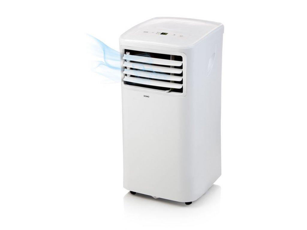 Mobilní klimatizace 7000 BTU - DOMO DO266A, Energetická třída: A