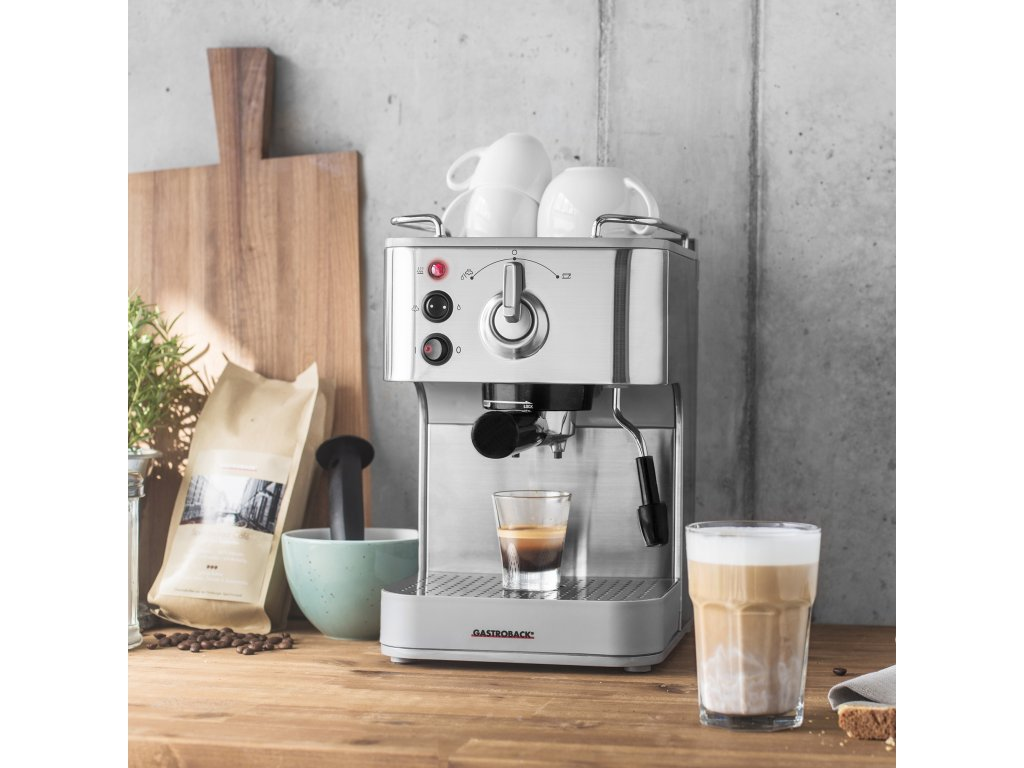 Pákové espresso Gastroback 42606
