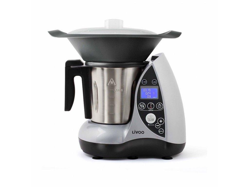 Kuchyňský robot Livoo DOP142W/G
