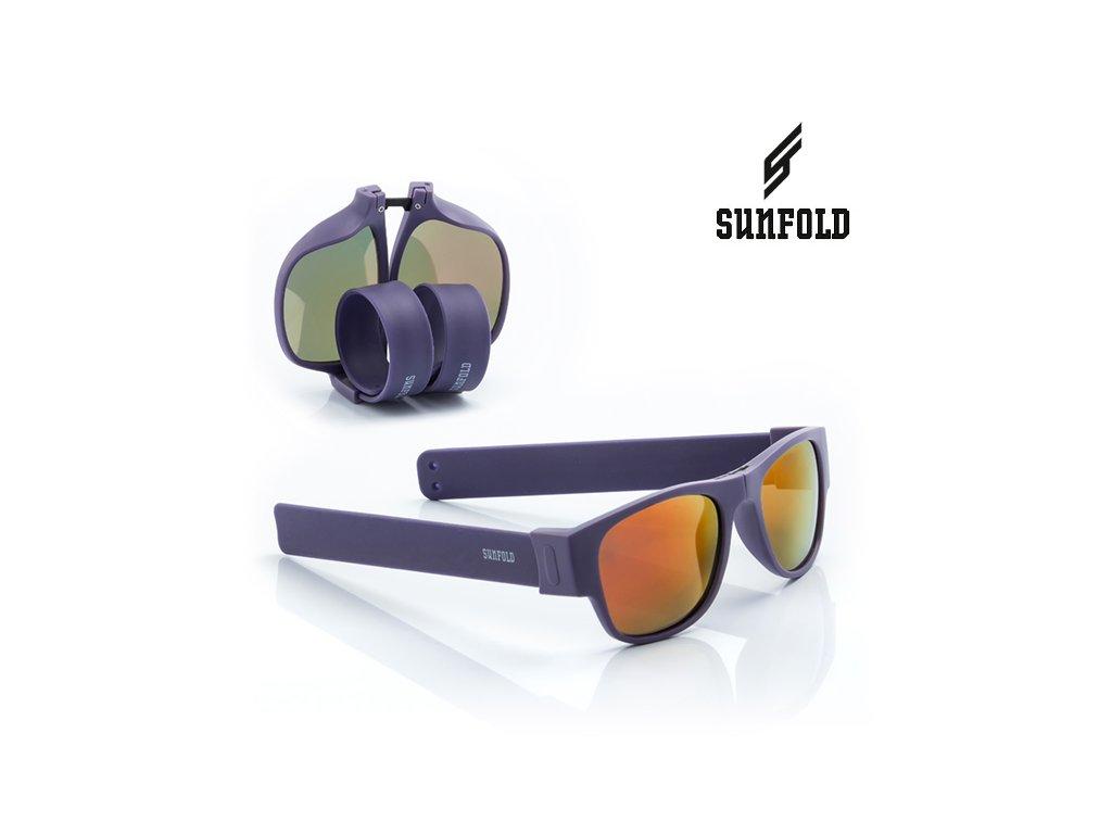 Sluneční brýle Sunfold ES1 Roll-up