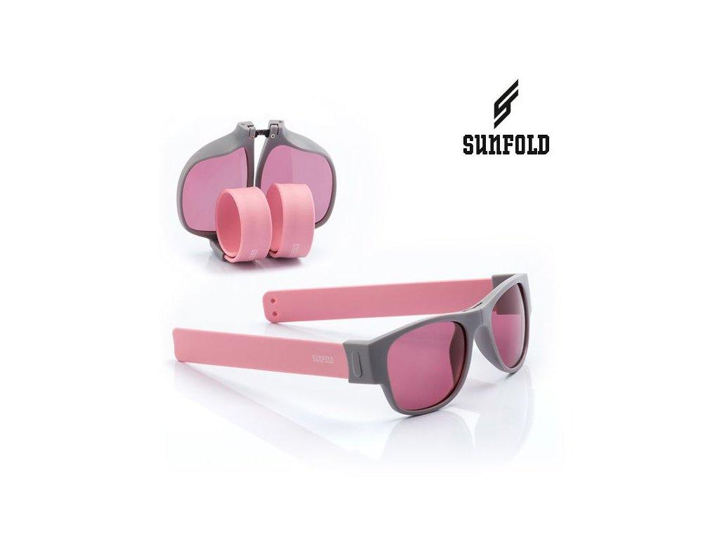 Sluneční brýle Sunfold PA1 Roll-up