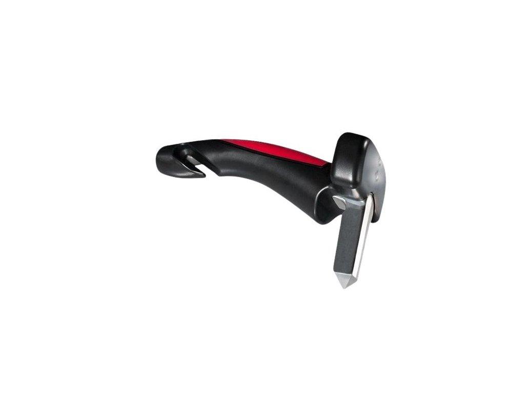 Přenosná bezpečnostní rukojeť do vozu