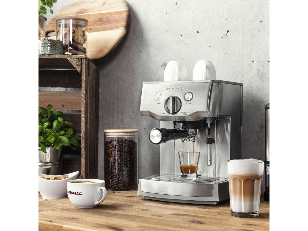 Espresso Gastroback 42709