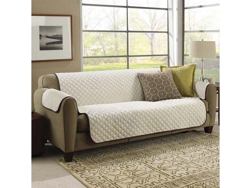 Couch Coat Oboustranná přikrývka