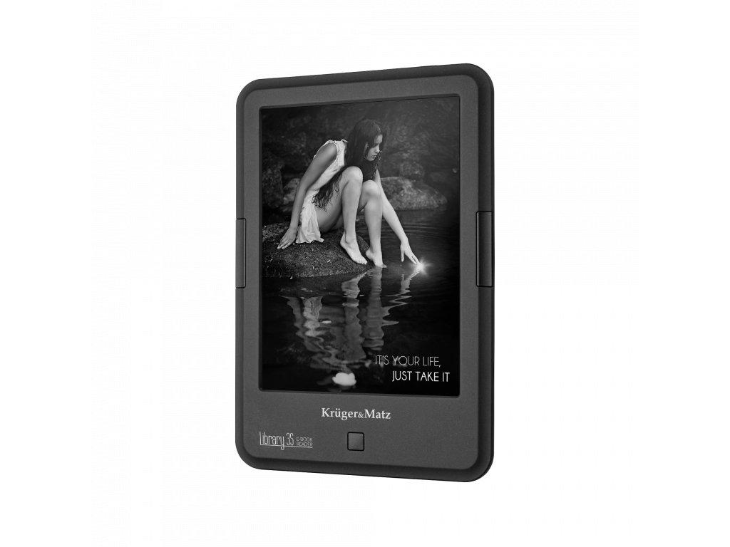 Čtečka elektronických knih Kruger&Matz Library 3S