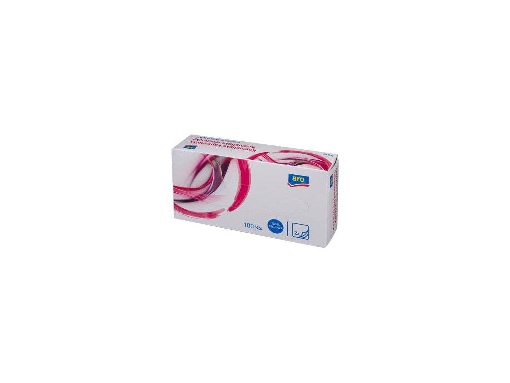 Kapesníky papírové ARO Multipack5x100ks