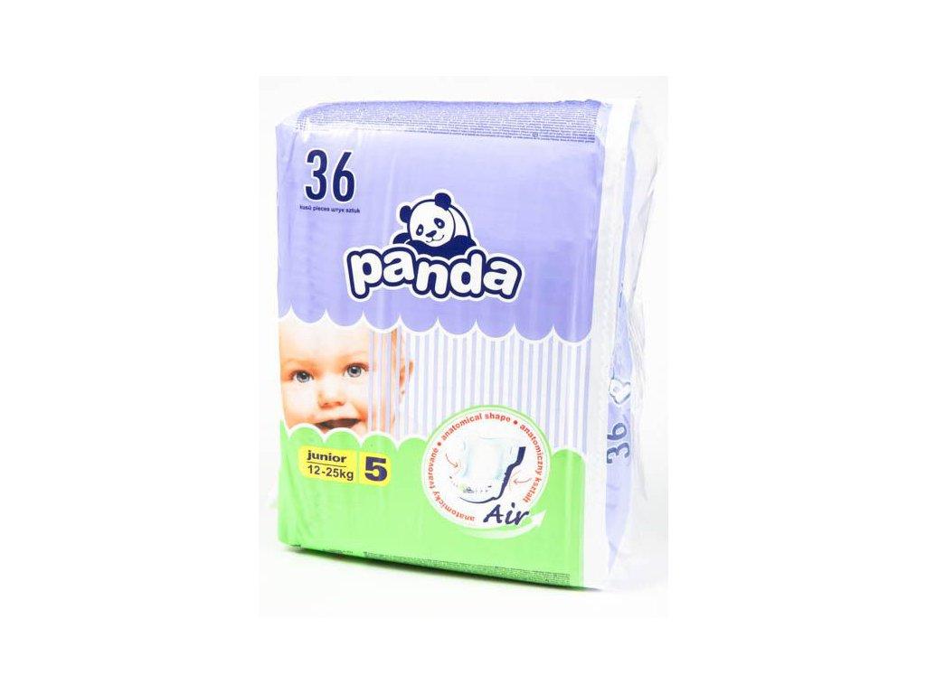 Panda Pleny junior 36ks