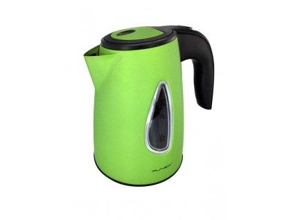 Rychlovarná konvice nerezová zelená - Punex WSK6701, 1l
