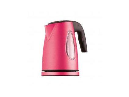 Rychlovarná konvice nerezová růžová - Punex WSK6901, 1l