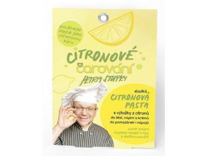 Petr Stupka koření - Citronové čarování 92g