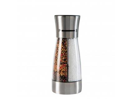 Ruční mlýnek na sůl a pepř Livoo MEN220